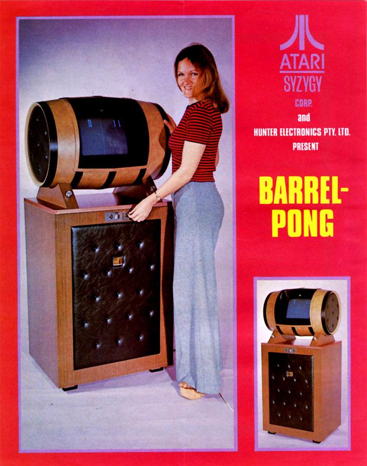 barrelPong