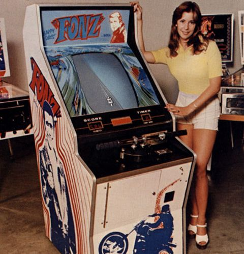 Pictures Arcade games naked