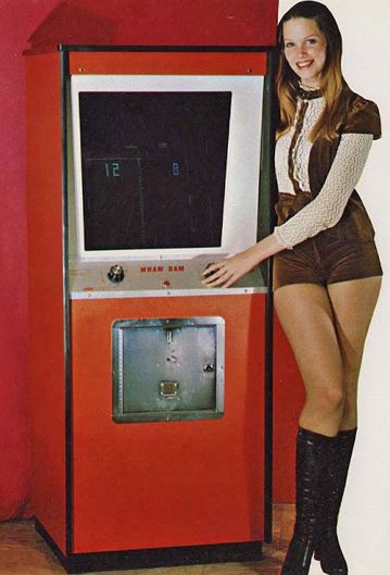 You Arcade games naked pictures