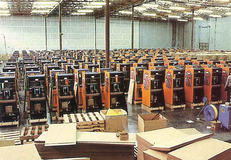Tales from the Arcade Factory Floors – The Arcade Blogger