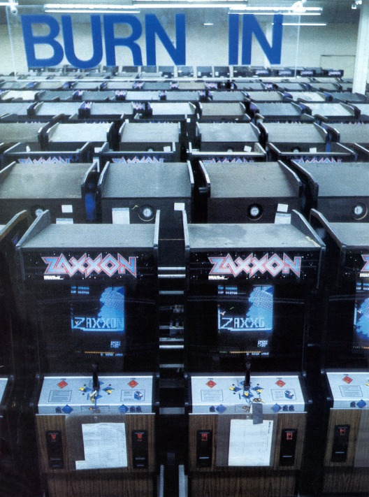 Zaxxon Factory