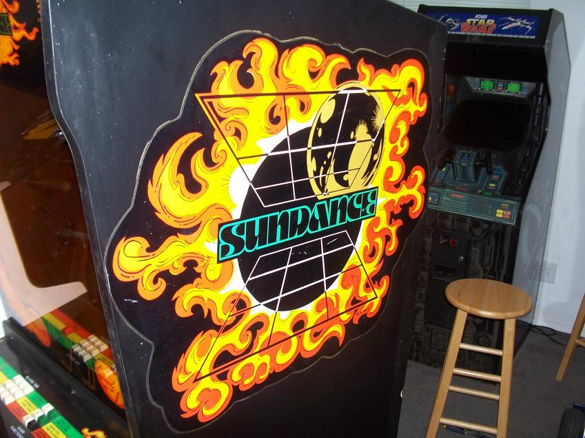 Sundance arcade game - August 2010 055