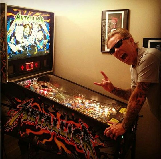 james-hetfield-pinball