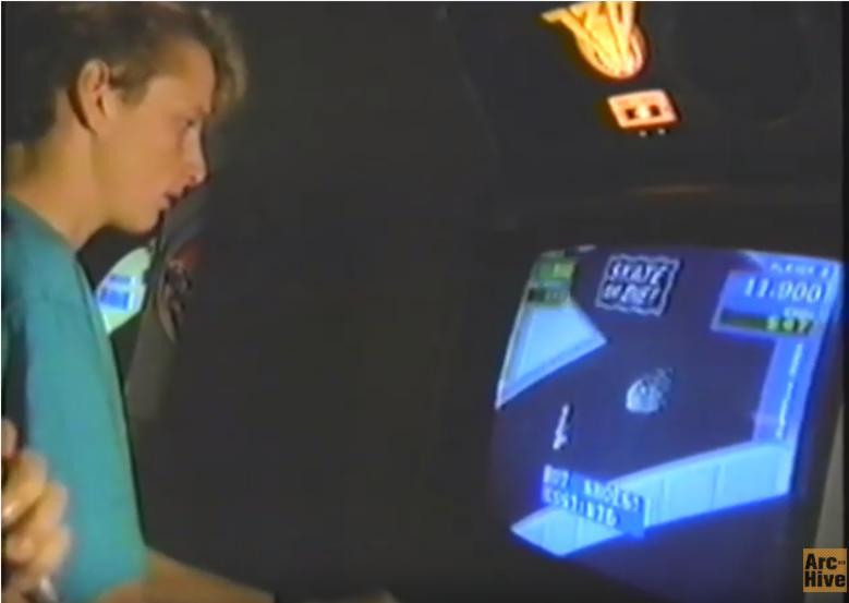 Tony Hawk playing 720
