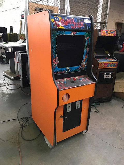 The Wonderful World of Arcade Cabinet Conversions – The Arcade Blogger
