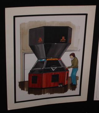 Atari Theatre Concept