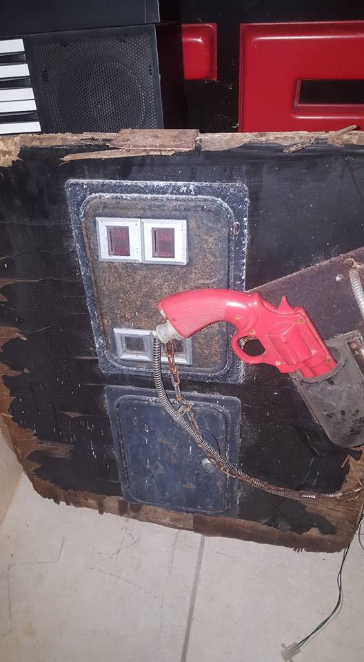 Playchoice Gun