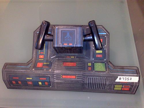 Atari Star Wars Arcade Yoke Controller