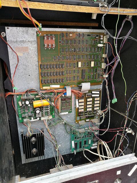 Robotron Board Set