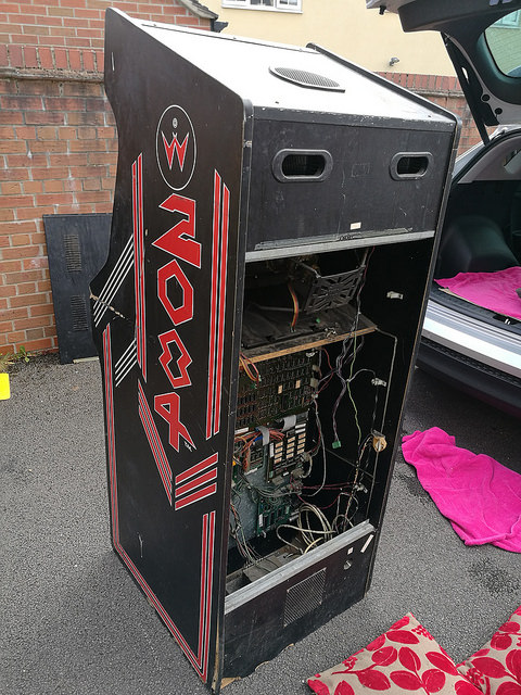Robotron Rear