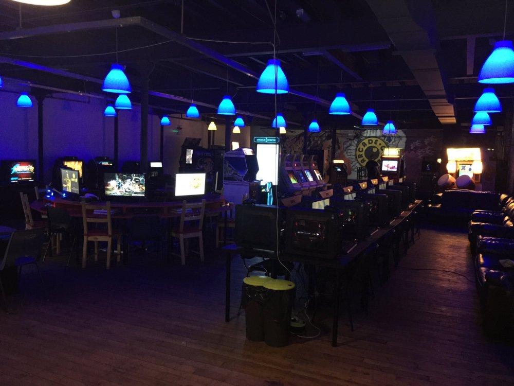 Arcade Club Floor 2 a
