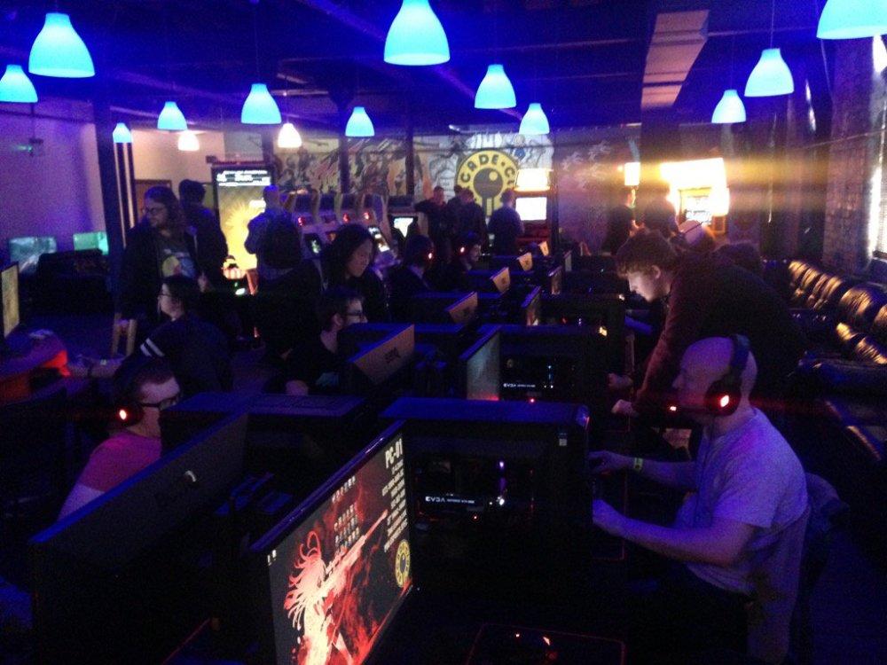 Arcade Club Floor 2