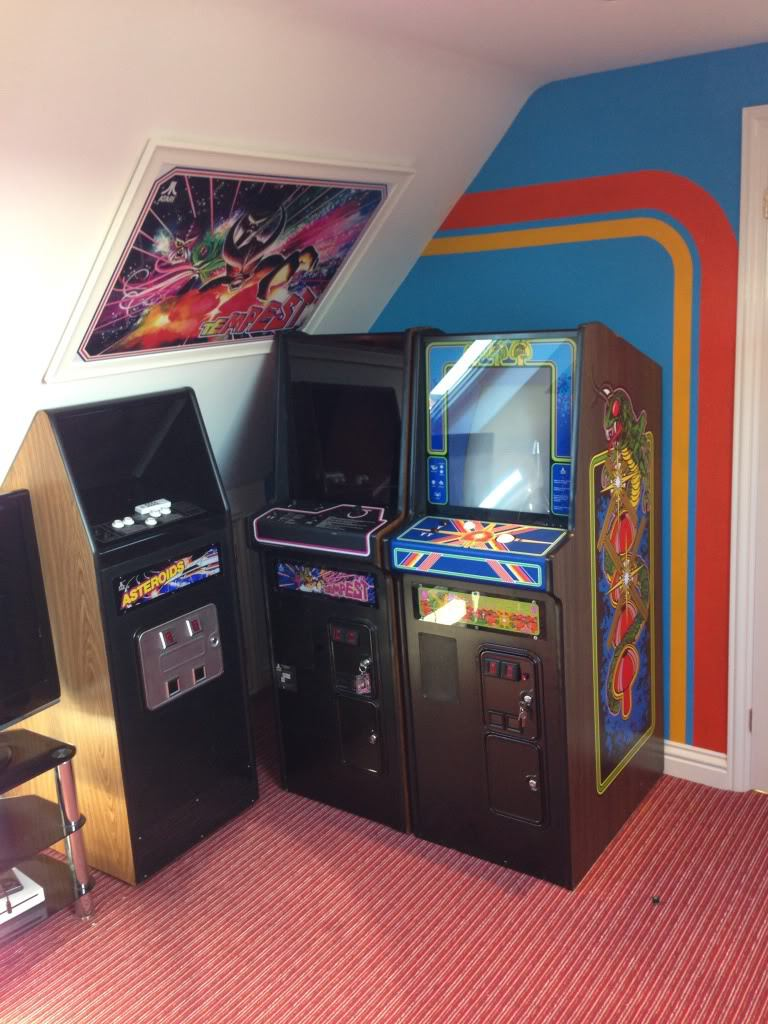 Atari Irish Cabaret arcade machines