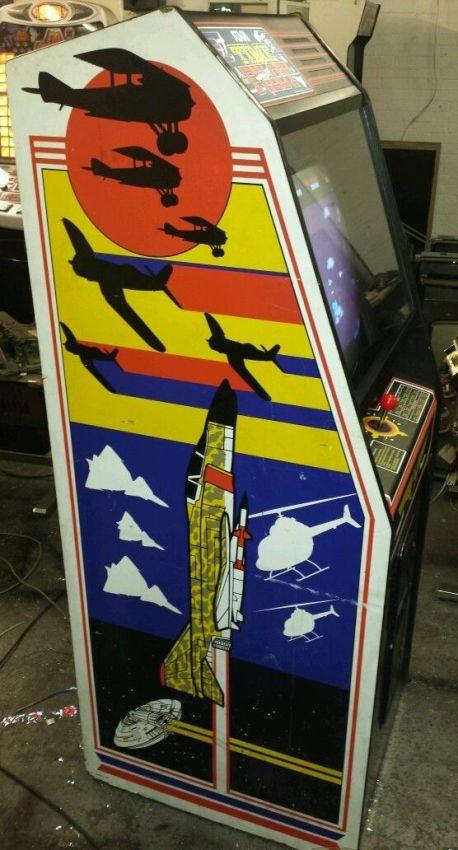 Atari irish Time Pilot
