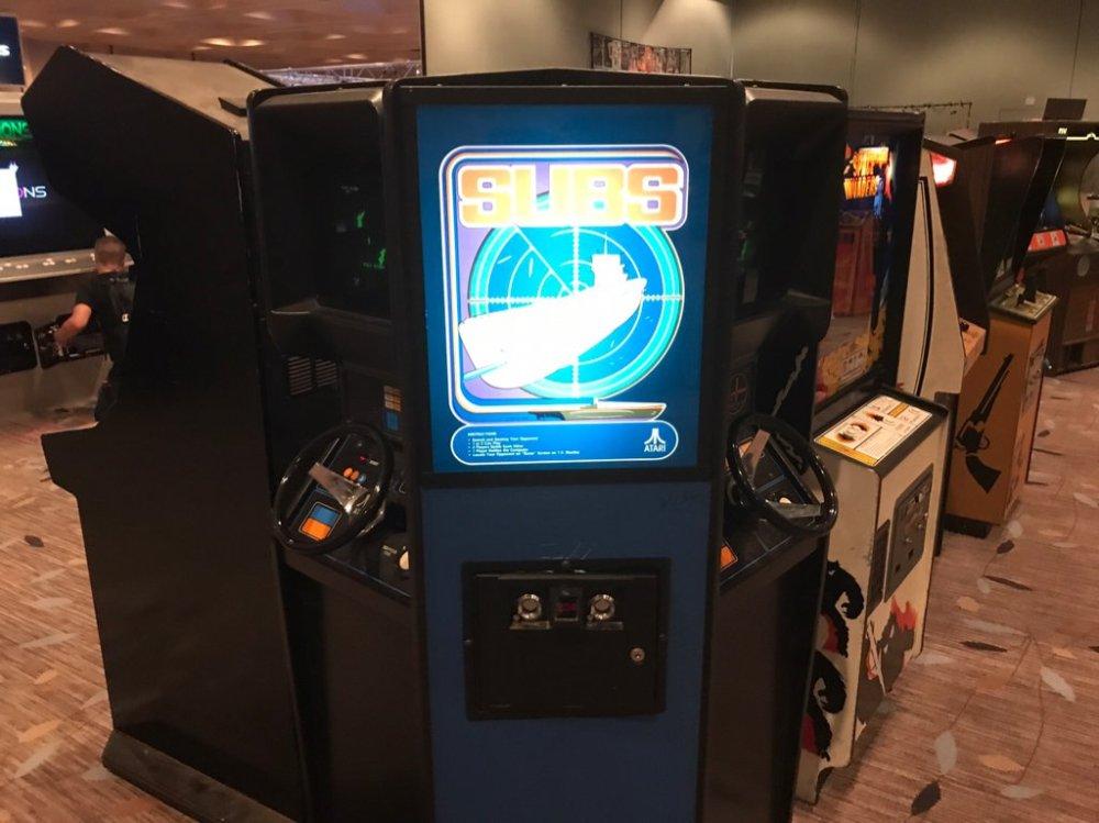 Atari Subs