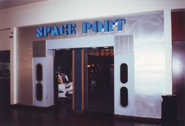 Space Port, Hunt Valley Mall, Maryand