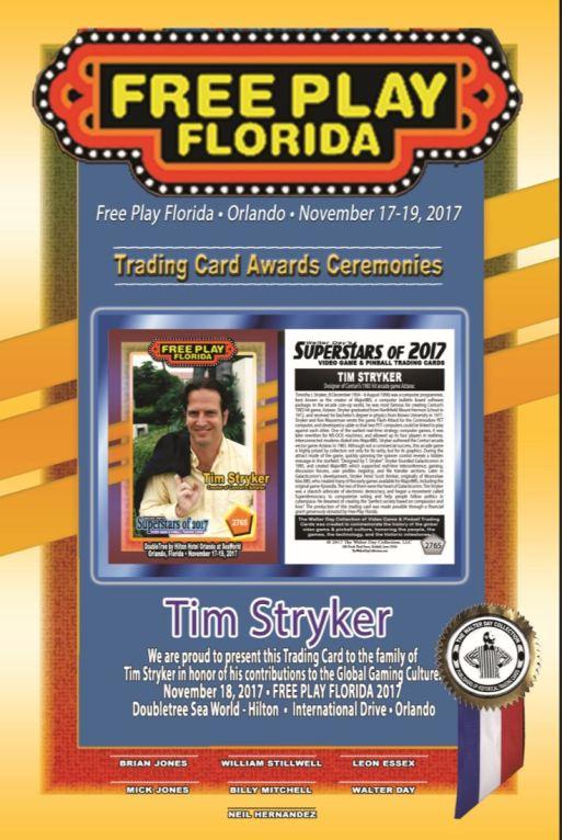 Tim Trading Card