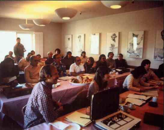 Atari Brainstorming session
