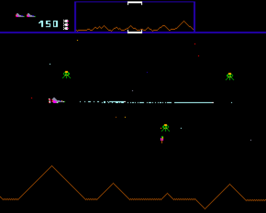 Defender Screenshot