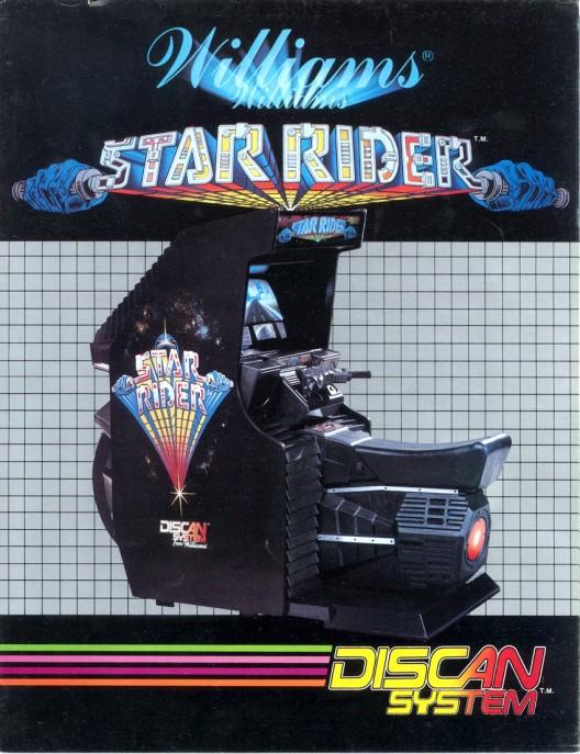 Star Rider Flyer