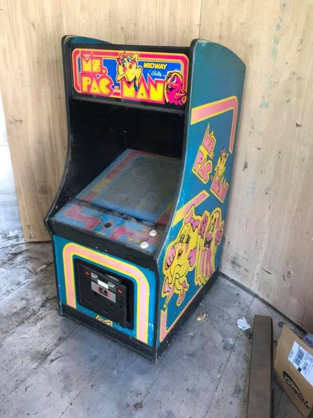 Cut Down Ms Pac-Man