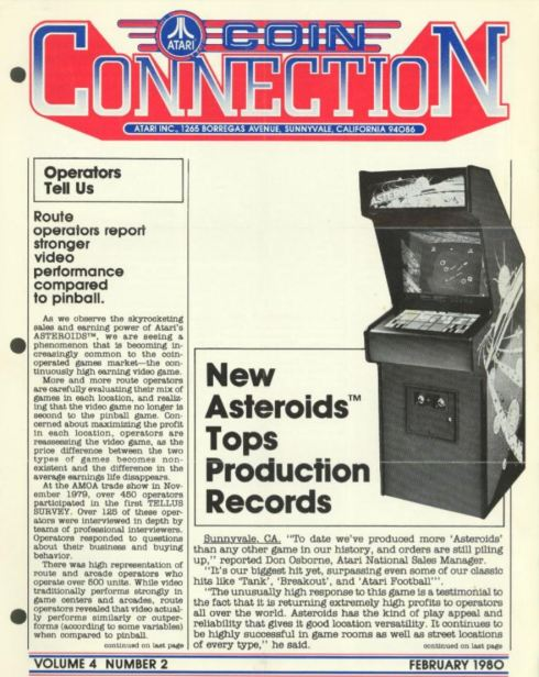 Asteroids Coin Connection