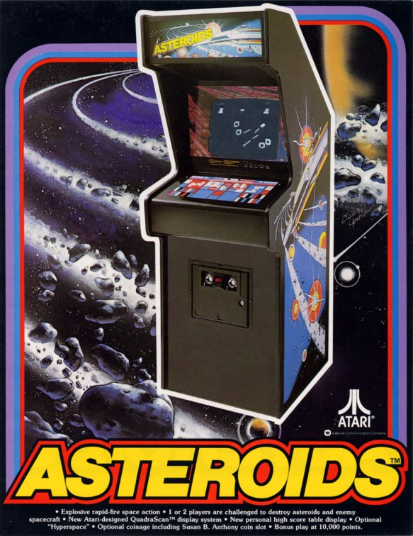 Asteroids Flyer