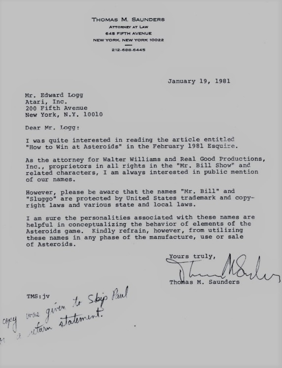 Logg Letter