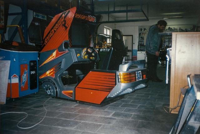 Testarossa Arcade