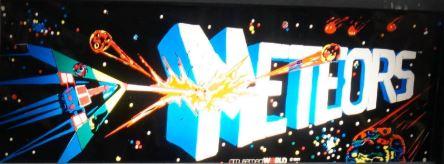 Meteors Marquee