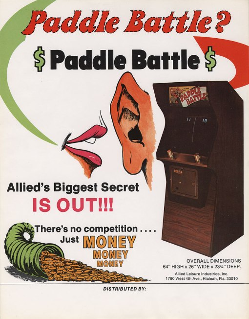 Paddle Battle Allied Leisure