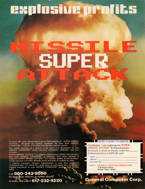 Super Missile Attack