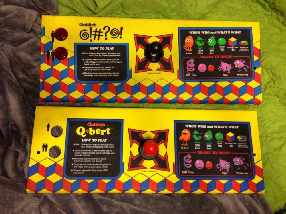 Q*Bert Prototype Arcade Cabinet – The Arcade Blogger
