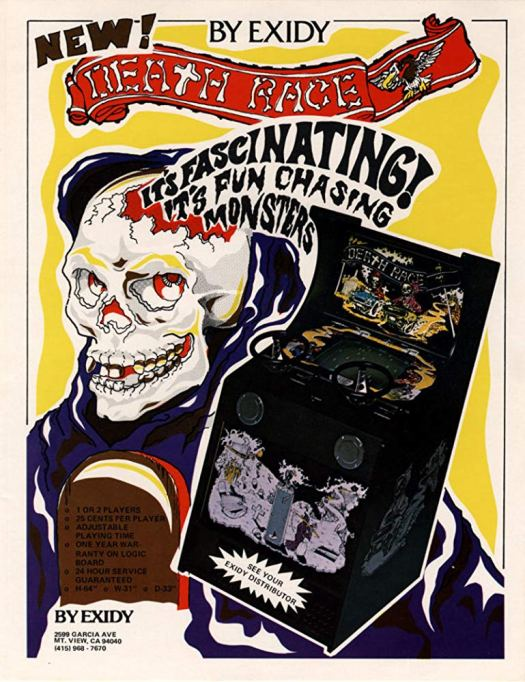Death Race Ad