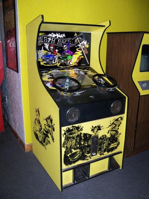 Death Race Cabinet