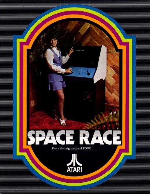 Atari Space Race