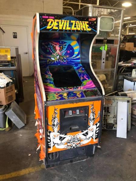 Universal Devil Zone