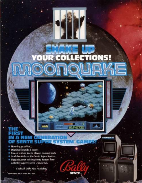 Sente MoonQuake