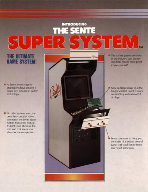 Sente Super System 1