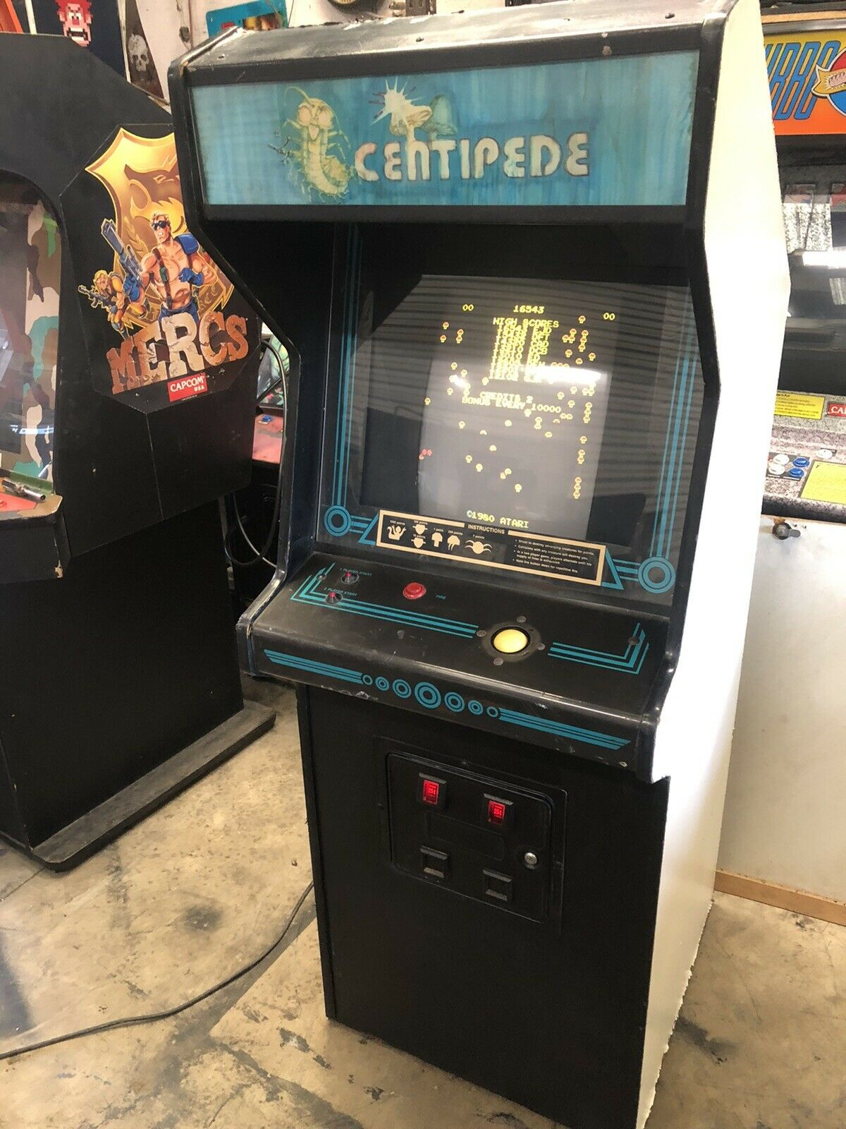 Atari Centipede Prototype Surfaces The Arcade Blogger