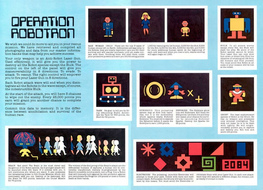 Robotron 3