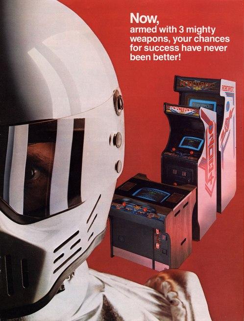 Robotron Flyer 2